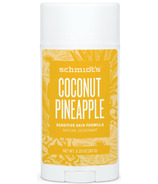 Schmidt's Deodorant Coconut Pineapple Sensitive Skin Deodorant