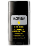 Herban Cowboy for Her Superstar Maxiumum Protection Deodorant