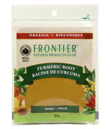 Frontier Natural Products Organic Ground Turmeric Root