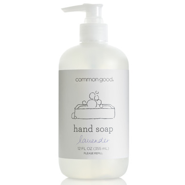 Common Good Hand Soap in Lavender