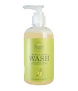 Rocky Mountain Soap Co. Lemongrass Hand & Body Wash