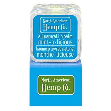 North American Hemp Co. Mint-O-Licious Lip Balm