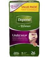 Depend Underwear for Women Maximum Absorbency