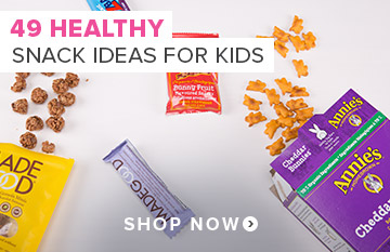 49 Healthy Snack Ideas for Kids