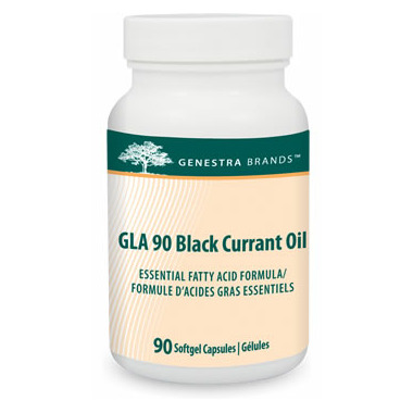 Genestra GLA 90 Black Currant Oil