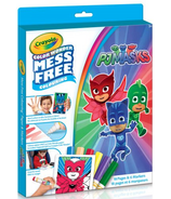 Crayola PJ Masks Colour Wonder Kit