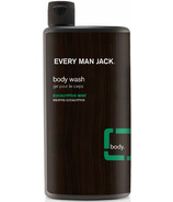 Every Man Jack Body Wash Eucalyptus Mint