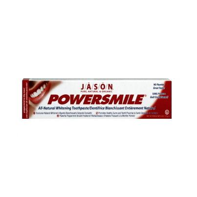 Buy Jason Powersmile All Natural Whitening Fluoride Free