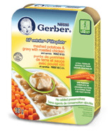 Gerber Graduates Lil' Entrees Mashed Potatoes & Gravy