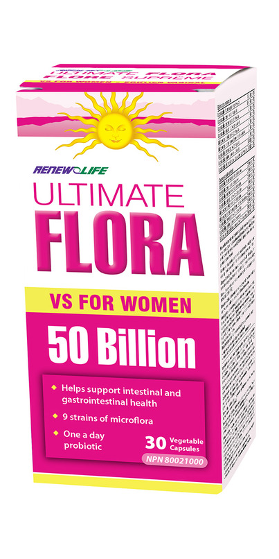 Buy Renew Life Ultimate Flora Vaginal Support Probiotic At