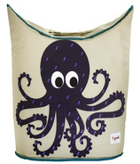 3 Sprouts Laundry Hamper Octopus