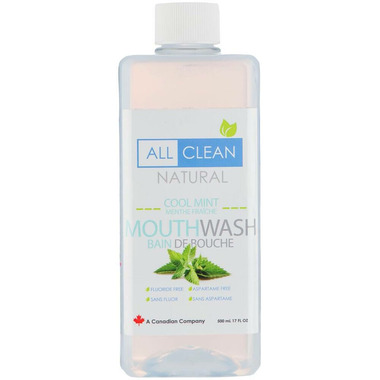 All Clean Natural Mouthwash