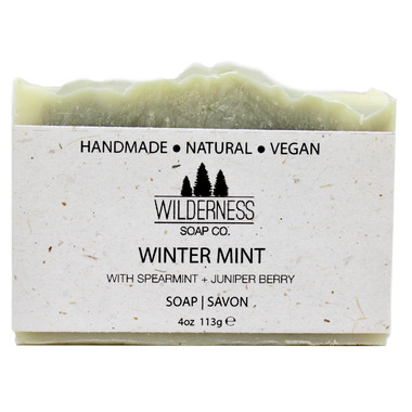 Wilderness Soap Co. Winter Mint Soap