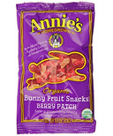 Annie's Homegrown Organic Bunny Fruit Snacks Berry Patch Sample