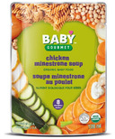 Baby Gourmet Chicken Minestrone Soup Baby Food