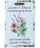 Dot & Lil Lavender & Hibiscus Flower Milk Bath Sachet