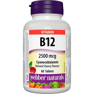 Webber Naturals Vitamin B12