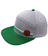 L&P Apparel Portland Snapback Green