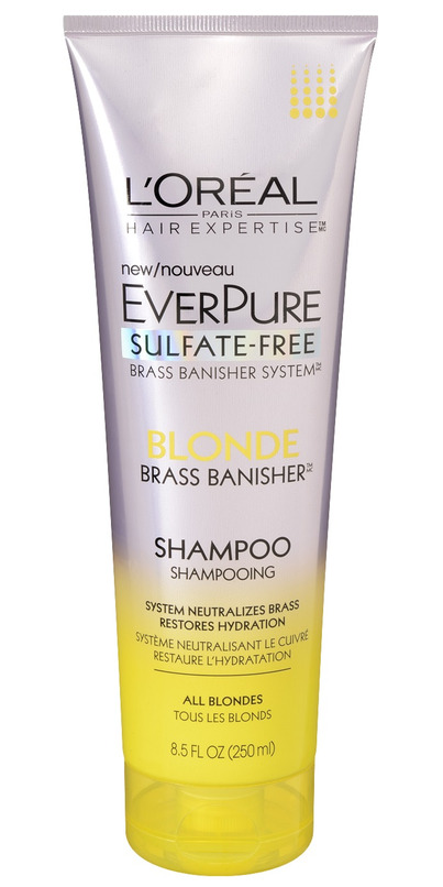 brass free shampoo