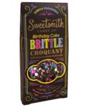 Sweetsmith Candy Co. Dark Chocolate Birthday Cake