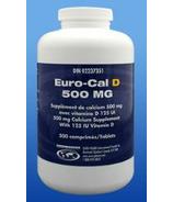 Euro-Cal D Tablets