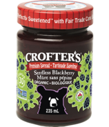 Crofter's Organic Blackberry Premium Seedless Spread