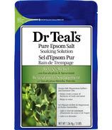 Dr Teal's Eucalyptus & Spearmint Epsom Salt