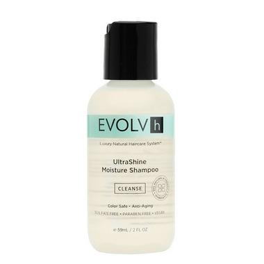 EVOLVh UltraShine Moisture Shampoo Travel Size