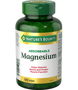 Nature's Bounty Absorbable Magnesium