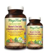 MegaFood Women's One Daily Multi-Vitamin Bonus Pack