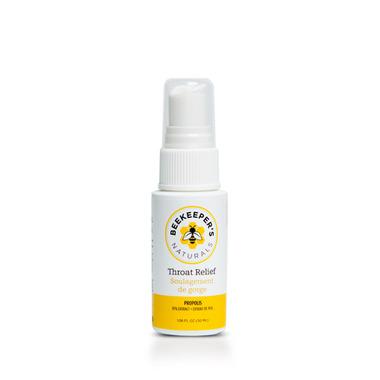Beekeeper\'s Naturals Propolis Throat Relief Spray