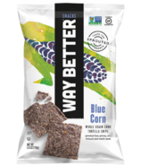 Way Better Snacks Blue Sprouted Corn Tortilla Chips