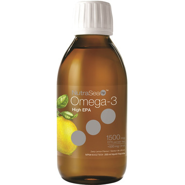 NutraSea hp Extra-Strength EPA Omega-3 Liquid