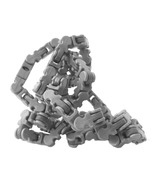 Twiddle Fidget Toy Twiddle-Silver