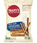 Mary's Organic Crackers Sea Salt Pretzels