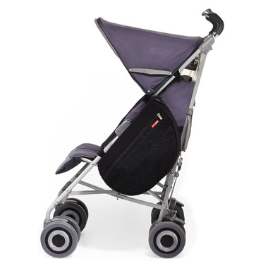 Skip Hop Grab & Go Stroller Saddlebag Black