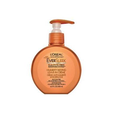 Buy L'Oreal Eversleek Humidity Defying LeaveIn Creme at ...