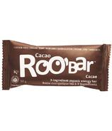 Roobar Cacao Organic Energy Bar