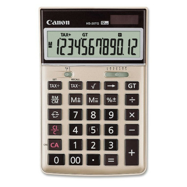 Canon Semi-Desktop Calculator