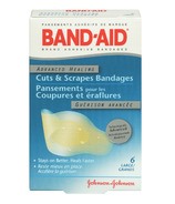 Band-Aid Advanced Healing Cuts & Scrapes Bandages
