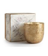 Illume Winter White Luxe Sanded Mercury Glass