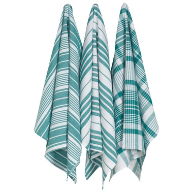 Now Designs Pure Kitchen Peacock Tea Towels