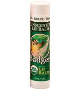 Badger Lip Balm Stick