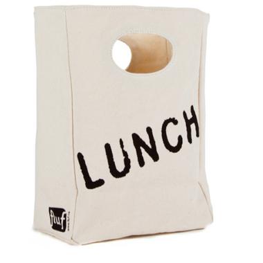 Fluf Lunch Organic Lunch Bag