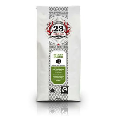 23 Degrees Roastery Suckerpunch Whole Bean Coffee