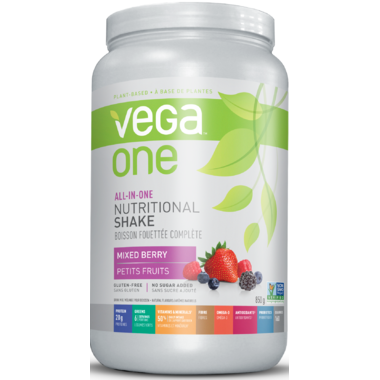 Buy Vega One All In One Berry Nutritional Shake At Well Ca