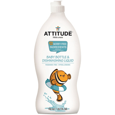 ATTITUDE Little Ones Dishwashing Liquid