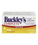 Buckley's Complete Extra Strength Day Caplets