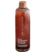 Kreyol Essence 100% Pure Haitian Black Castor Oil Peppermint