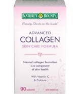 Nature's Bounty Advanced Collagen Skin Care Formula